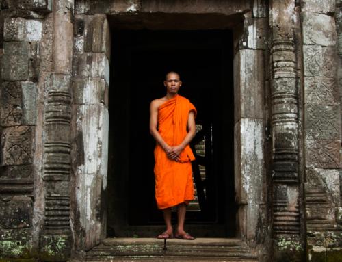 La Cambogia in 25 scatti